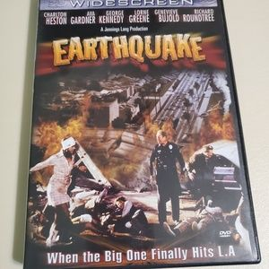 Other - Earthquake staring Carlton Heston and others